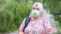 В маске или без? Власти не могут решить, как должны ходить кыргызстанцы