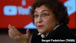 Главный редактор журнала The New Times Евгения Альбац