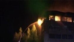 Požar u bolnici u Bihaću