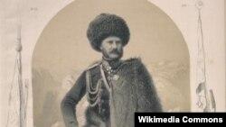 Эла, инарла-фелдмаршал Барятинский Александр Иванович.