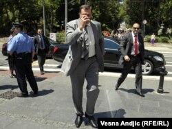Milorad Dodik, predsednik RS, Višegrad, 21. jun 2011.