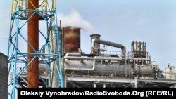 На «Азоте» запущен цех по производству аммиака