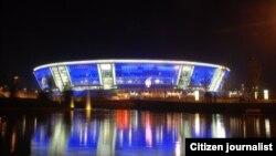 "Стадион ""Донбасс-Арена"" попал под запрет УЕФА"