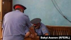 Кыргыз милициясы