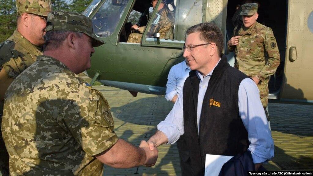Картинки по запросу Американский спецпредставитель по Донбассу Волкер