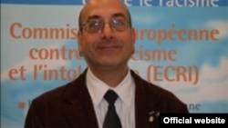 François Sant'Angelo, vice-președinte al ECRI.