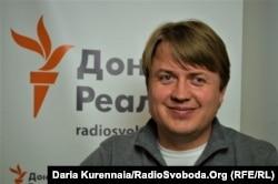 Андрей Герус, советник избранного президента Украины Владимира Зеленского