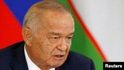 Ислам Каримов, Өзбекстан президенті.