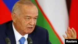 İslam Karimov