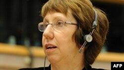 Верховный представитель ЕС по внешней политике Кэтрин Эштон