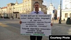 Варшауда Нәфис Кашапов