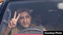 د بلوچستان نېشنل پارټۍ مشر اختر مېنګل