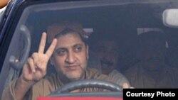 د بلوچستان نیشنل پارټۍ (مېنګل) مشر سردار اختر مېنګل
