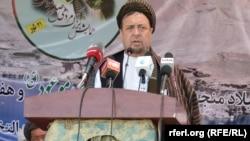 محمد محقق معاون دوم ریاست اجرائیه