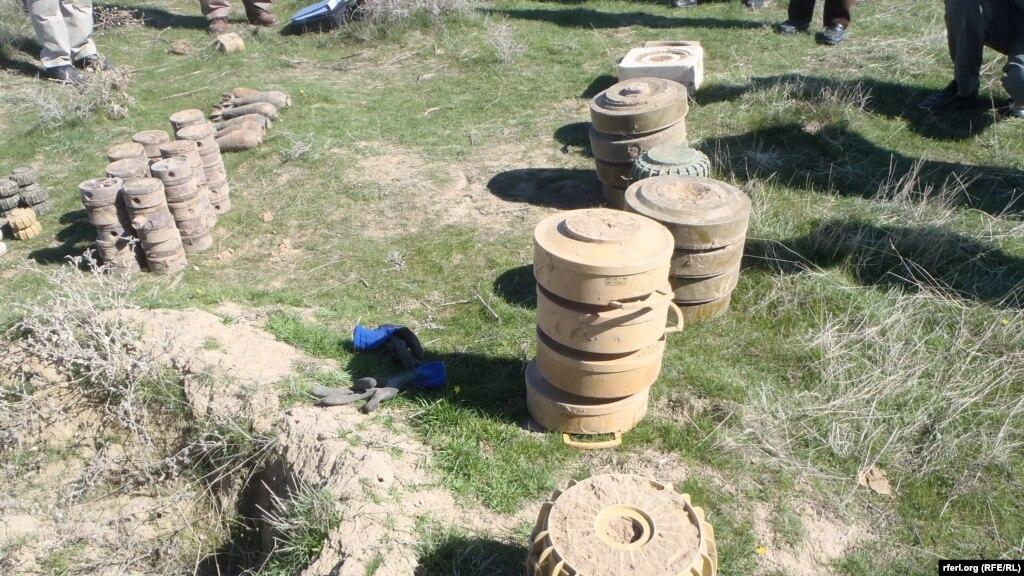 مقامات: ۴۲۵ حلقه ماین در زون شمالشرق پارسال کشف و خنثی شدهاند