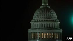 Вашингтондағы Капитолий ғимаратының күмбезі.