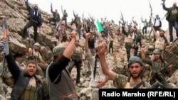 Сириски борци.