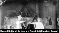 Generator de vapori, 1917