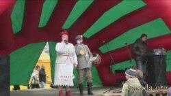 Збор подпісаў за Лукашэнку ў Сухараве