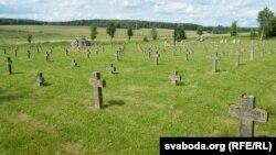 Баруны: «Нямецкі парадак» нават на могілках
