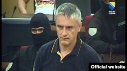 Zijad Turković tokom jednog od prethodnih pojavljivanja na sudu