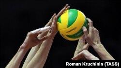 Чоловіча збірна України з волейболу перемогла Бельгію