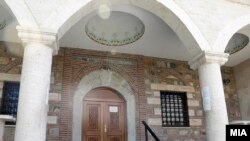 Џамиите во Скопје празни за Рамазан