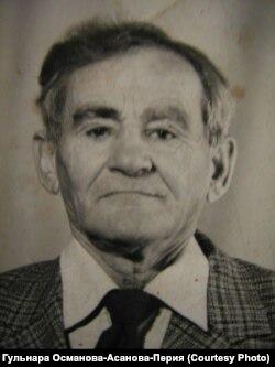 Идрис Османов, отец Гульнары Османовой