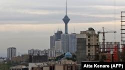نمایی از تهران