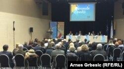 """Konferencija """"Mediji i pravosuđe"""", foto: Arnes Grbešić"""