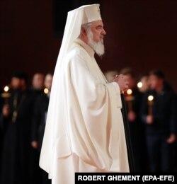 Patriarhul Daniel (imagine de arhivă)