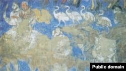 Деворнигораҳои Панҷакенти қадимӣ, ёдгории садаи VIII