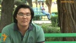 Видеопортрет молодежи: Альжан Палымбетов