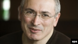 Російський опозиційний діяч Михайло Ходорковський