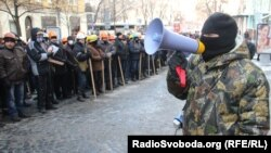 Kiev, 27 janar 2014.