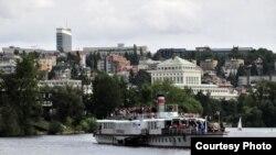 """73 яшьлек """"Вышеһрад"""" корабы"""