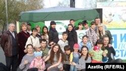 """""""Мин татарча сөйләшәм"""" чарасында"""