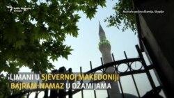 Sjeverna Makedonija: Bajram-namaz u džamiji, pa izolacija