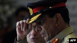 Шефот на пакистанската војска, Ашфаг Кајани