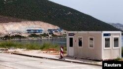 Granični prelaz između BiH i Hrvatske u Neumu