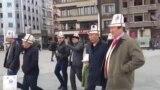 Стамбулдагы ак калпак майрамы