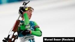 Беларуска Дар'я Домрачава фінішавала 9-й у біятлённым спрынце на 7.5 км