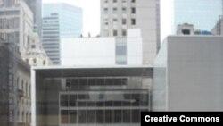 Музей современного искусства в Нью-Йорке. Wikipedia