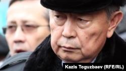 ҰҚК төрағасы Нұртай Әбіқаев. 3 қаңтар, 2013 жыл. Алматы.