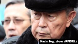 Председатель КНБ Казахстана Нуртай Абыкаев.