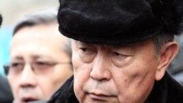 Нуртай Абыкаев, депутат сената парламента, бывший председатель КНБ Казахстана.