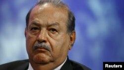 Милијардерот Карлос Слим.