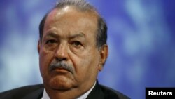 Once again, Mexico's Carlos Slim topped the list of global billionaires.