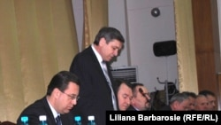 Dumitru Visterniceanu la întrunirea anuală a magistraților