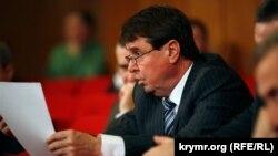 Сергей Цеков, архивное фото